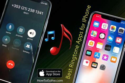 ringtone apps  iphone xs max xs xr