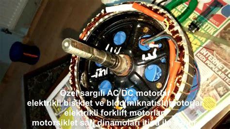 volt  watt sargisi elektrikli bisiklet motor