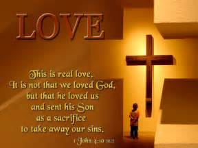 god s love is unconditional august 2012
