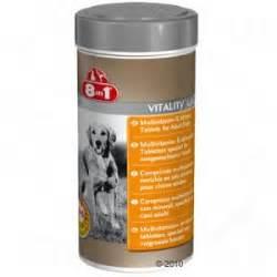 Cafortan Fortan Multivitamin 8in1 vitality g 252 nstig bei zooplus