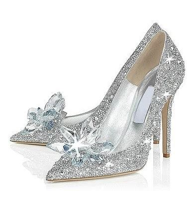 glass slipper high heels aliexpress popular cinderella shoes in shoes