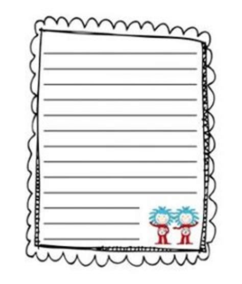 cat in the hat writing paper dr seuss on 19 pins