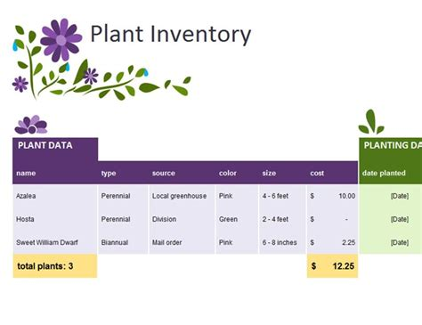 garden planner free excel download garden tips helpful information pinterest garden