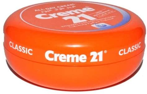 Creme 21 Moisturizing With Vit E 150ml imported creme 21 classic all day made in germany price in india buy imported