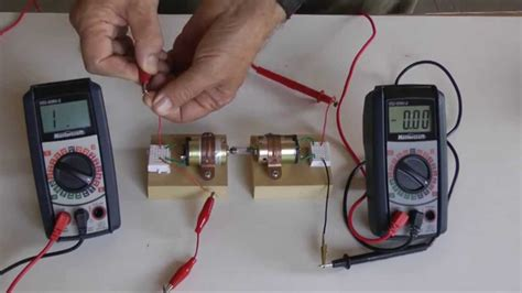induction motor can used generator this neat experiment shows how to use a small battery operated motor as a generator