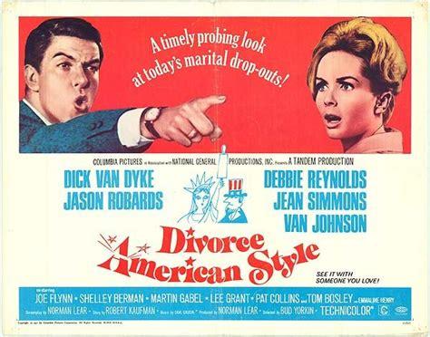 The Greatest American Divorce Venusian Style Divorce American Style Is One Of The Best In Comedy Genre In 1967 Description From Alluc