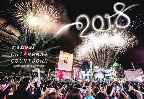 does thailand celebrate new year where to celebrate new year s countdown 2018 in thailand