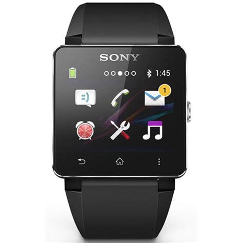 Sony Smartwatch 2 Rubber New Genuine Sony Se20 Silicone Rubber Wrist Band For
