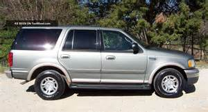 1999 ford expedition quot eddie bauer quot edition and runs