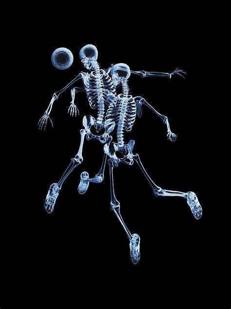 funhumor  rays skeletons playing soccer ipad iphone