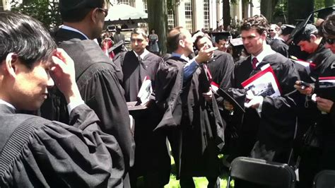 Mit Executive Mba Graduation by Mit Graduation The Ceremony Ends