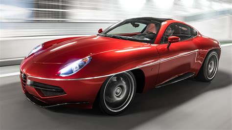 alfa romeo disco volante top gear drive touring disco volante top gear