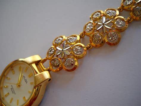 Jam Tangan Klasik Emas nazman enterprise jam tangan emas