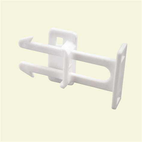 line drawer prime line drawer latch plastic s 4439 the home depot