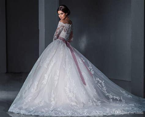 Besondere Hochzeitskleider by Discount Luxurious Gown Princess Lace Wedding Dresses