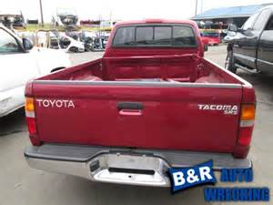 2004 Toyota Tacoma Parts 2004 Toyota Tacoma Rear Decklid Tailgate Decklid