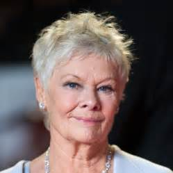 judi dench haircut judi dench hair short hairstyle 2013