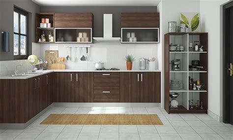 L Shape by Most Popular Kitchen Layouts Living Designs