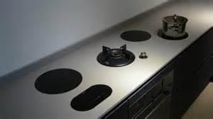 Combination Gas And Induction Cooktop I Cooking Ici Induction Een Uiterst Flexibel Kookplaat