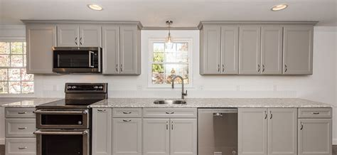 Kitchen And Appliance Specialists by Gorgeous Gray Kitchen In Annandale Va With Kitchenaid