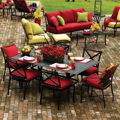 villano outdoor dining patio furniture  summer classics