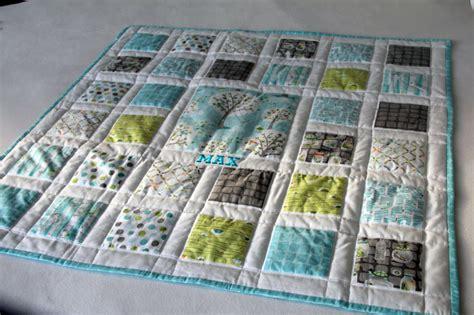 decke quilten mit nähmaschine baby patchworkdecken f 252 r jungs