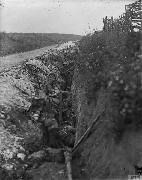 In The Trenches by In The Trenches Of The World War The