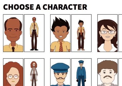 how to get to choose what characters to use on crossy roads online tools to create comic strips infoheap