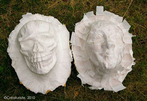 How To Make Paper Mache With Cornstarch - creaturiste s laboratory paper mache starch revisited