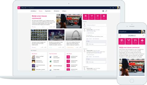 Find The Best Sharepoint Intranet Templates Collab365 Directory Sharepoint Home Page Templates