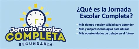 programacion de jornada escolar completa 2016 bienvenidos al portal de la ugel jauja