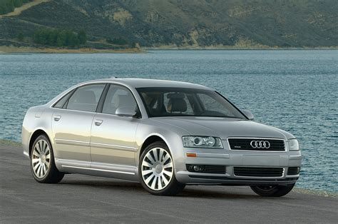 2004 audi a8 2004 audi a8 reviews and rating motor trend