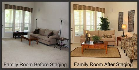 professional staging