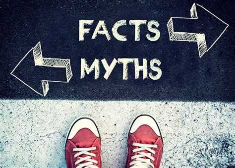 Detox Facts Myths by Myths And Realities About Addiction The