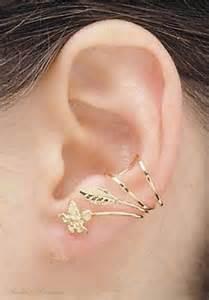 ear cuffs images ear cuff wrap earring my style