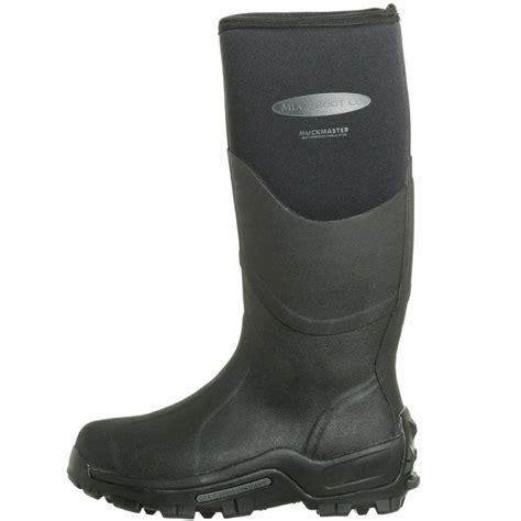 the muck boot company the muck boot company muckmaster black the original
