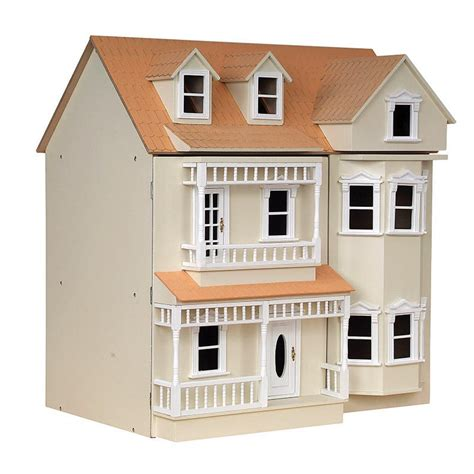 streets ahead dolls house streets ahead the exmouth unpainted dolls house kit