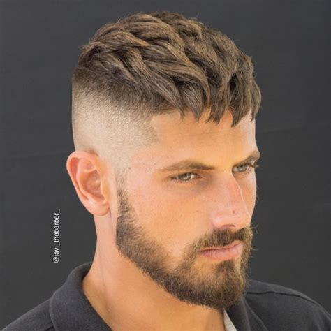 mens hairstyles pulled forward 40 hairstyles for thick hair men s haircuts