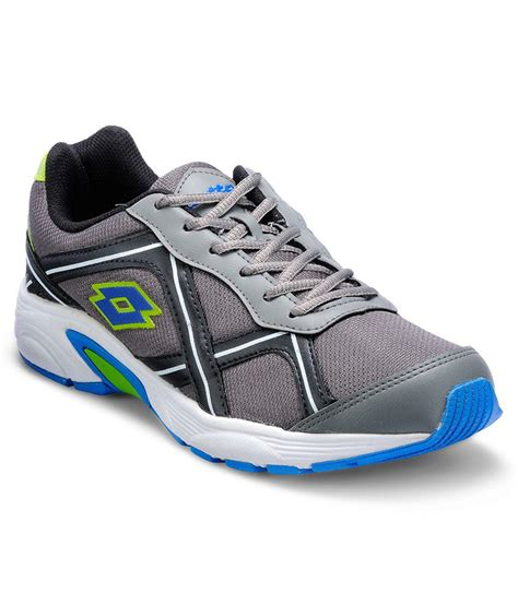 sport shoes purchase lotto zest gray sport shoes price in india buy lotto zest