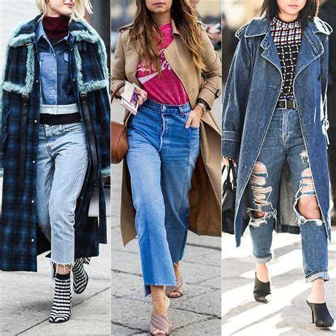 hairstyles for party on jeans top fresh ways to wear denim instyle com