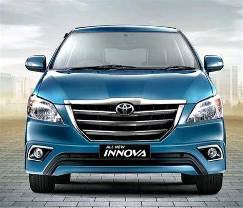 On Road Price Toyota Innova Toyota Innova Diesel Zx Price Specs Review Pics