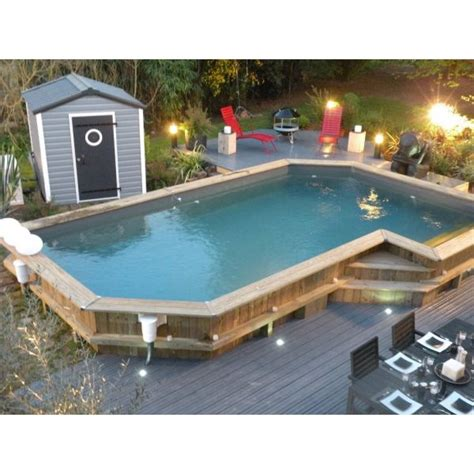 acheter sa piscine bois en promo r 233 aliser de grandes 233 conomies