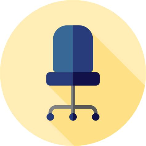 stuhl piktogramm office chair free buildings icons