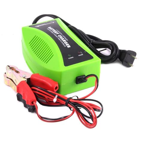 forney battery charger forney 1 5 120 volt trickle charger 52720 the home depot