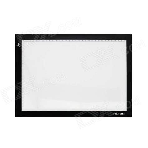 porta trace light box huion l4s usb tracing tattoo light box pad board white