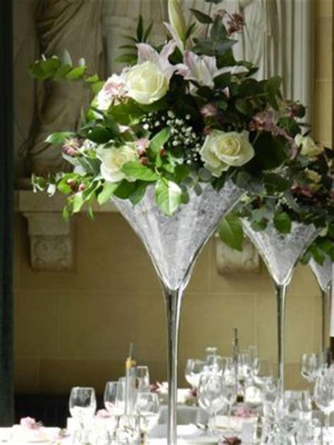 martini clear clear martini vase