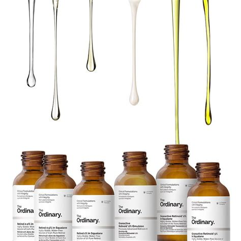 The Ordinary Alpha Lipoic Acid 5 30ml Sp the ordinary granactive retinoid 2 emulsion previously