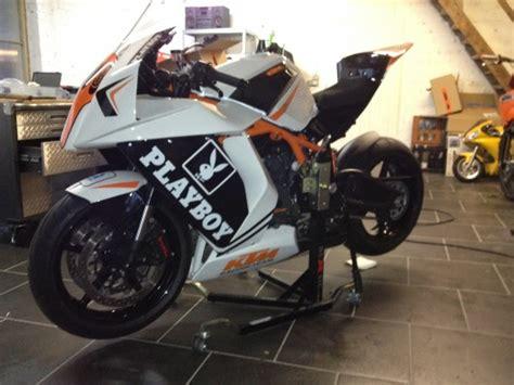 Rc Motorrad Anf Nger by Ktm Rc 8 R Motorrad Cook