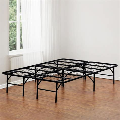 home depot bed frame furinno angeland queen metal bed frame fb003q the home depot