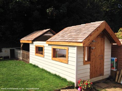 Uk Shed Of The Year by Shedservatory From Garden Owned By Ben Fillmore Shedoftheyear
